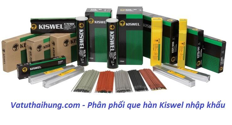 Đại lý que hàn Kiswel tại Hà Nội