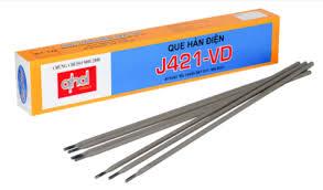 Bảng  báo giá que hàn Việt Đức J421-VD mới nhất